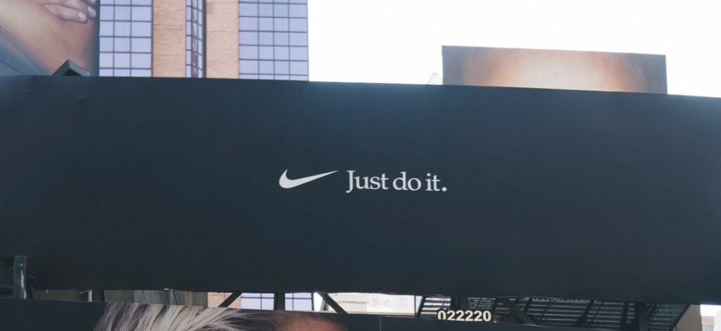 reklama nike just do it