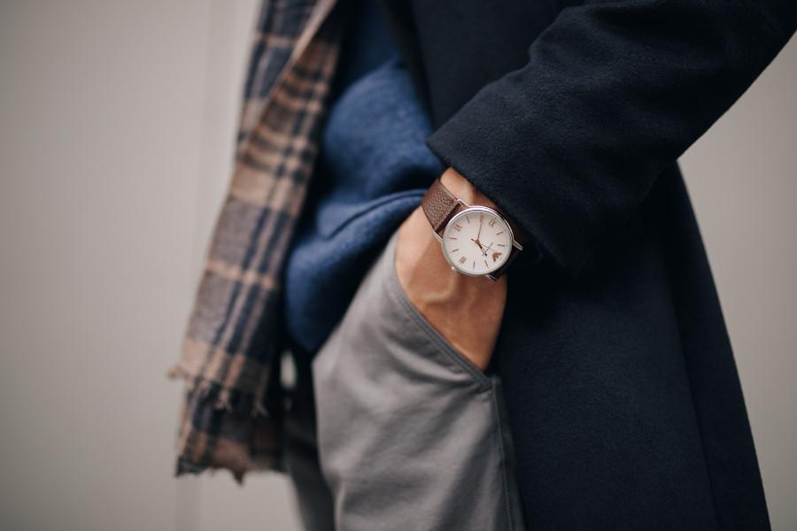 zegarek męski armani