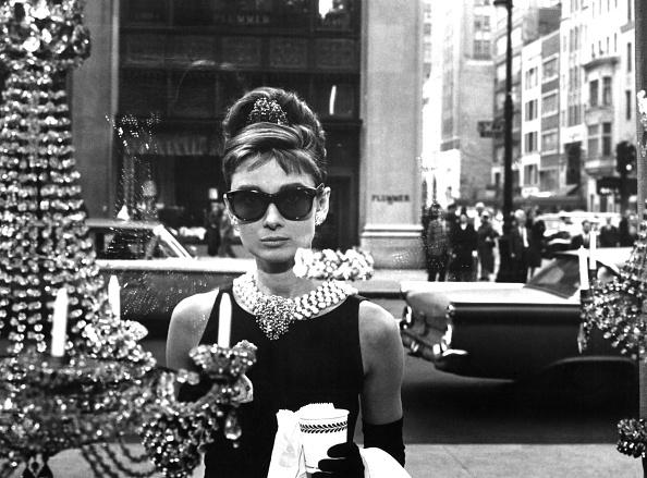 Audrey Hepburn w Śniadaniu u Tiffany'ego