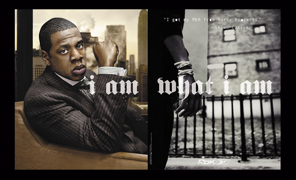 Jay-Z w reklamie marki Reebok fot. Reebok