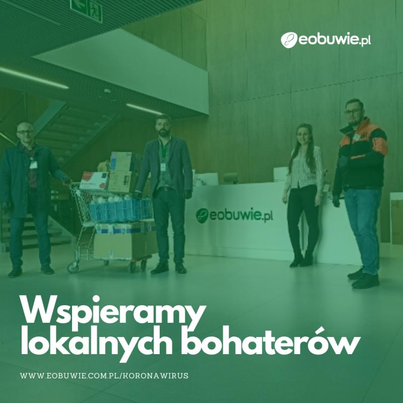eobuwie.pl wspiera Szpital Uniwersytecki w Zielonej Górze
