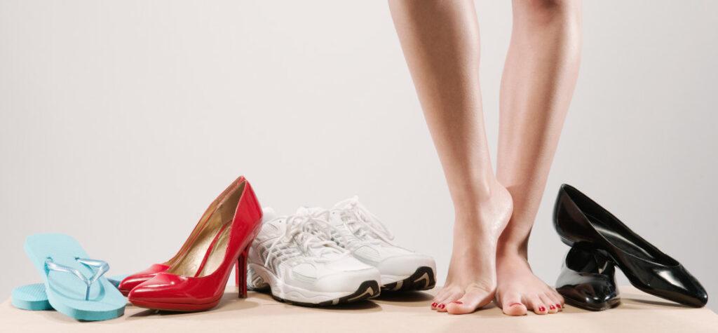 jak zmniejszyć stopę