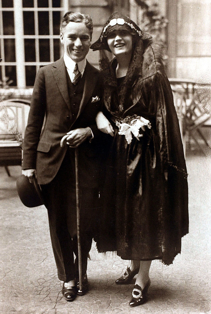 Pola Negri i Charlie Chaplin
