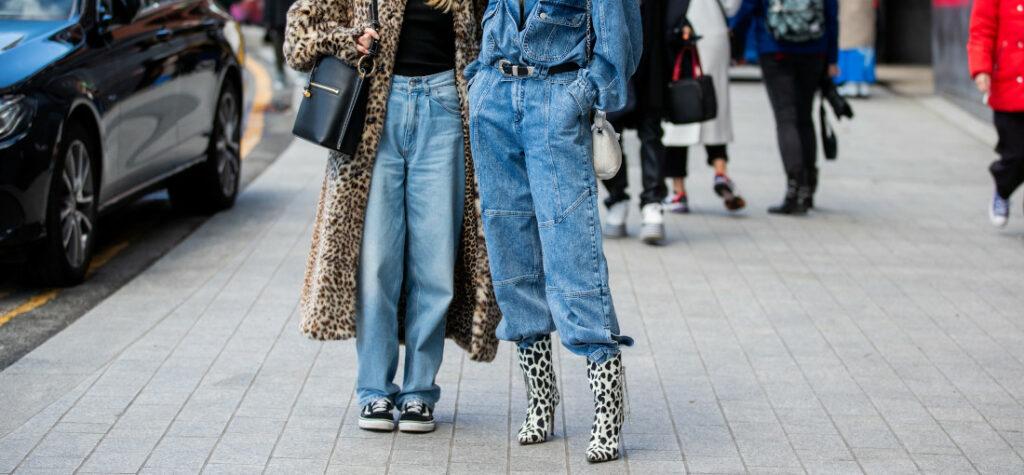 influencerki na London Fashion Week SS 2020
