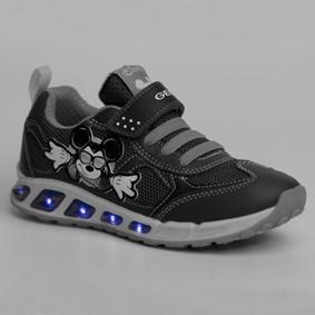 Sneakersy GEOX - buty z Myszką Miki