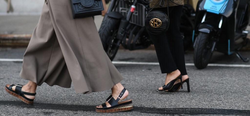 street style na New York Fashion Week SS 2020
