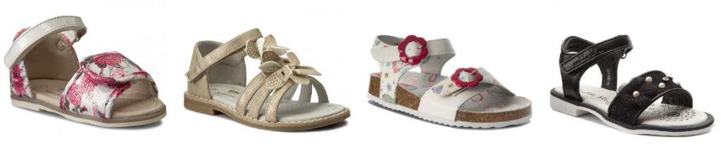 sandały dla dziewczynki nelli blue