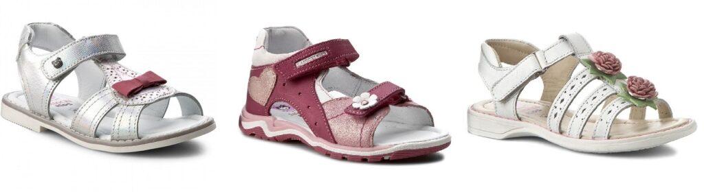 sandały dla dziewczynki lasocki
