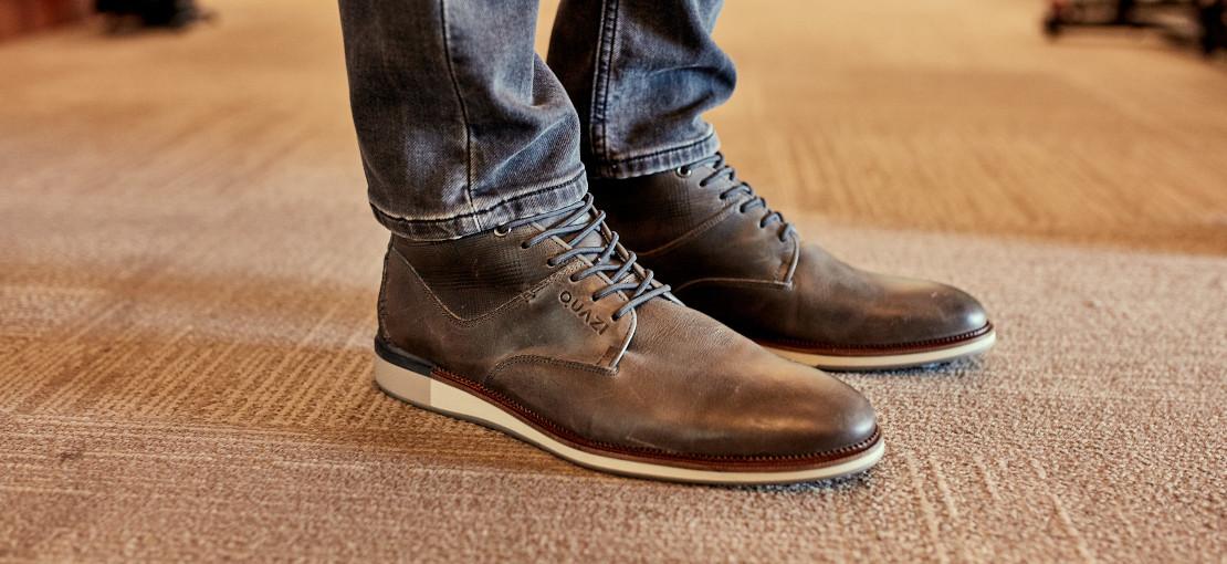 5 modeli butów męskich quazi które warto mieć w szafie