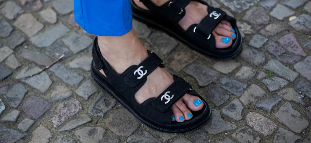 ugly sandały czyli trend na brzydkie sandały