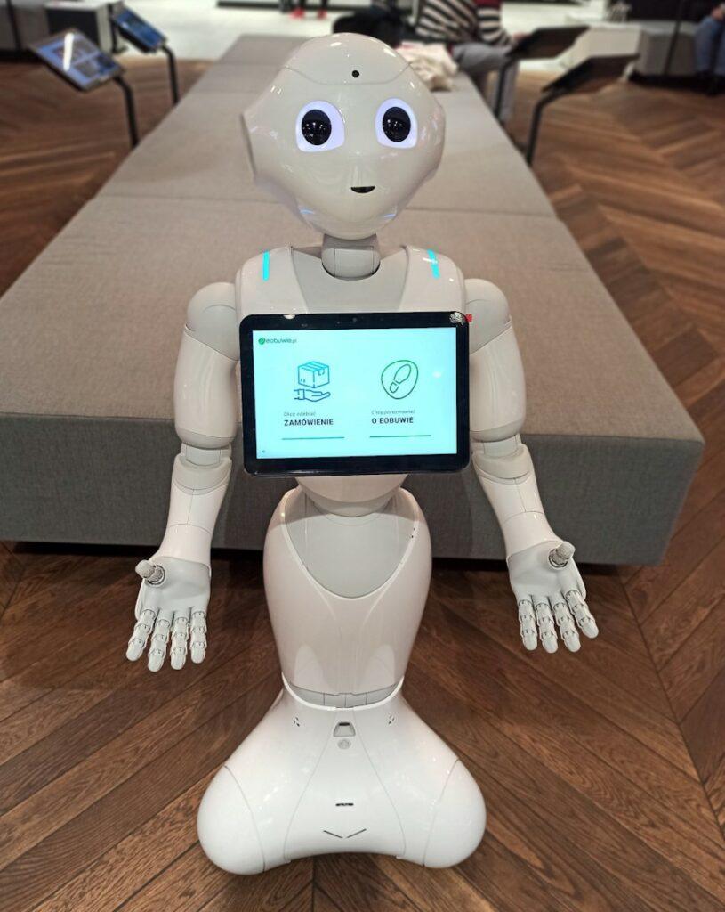 robot w eobuwie