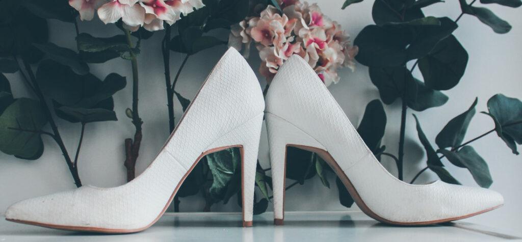 co zrobić z butami ślubnymi