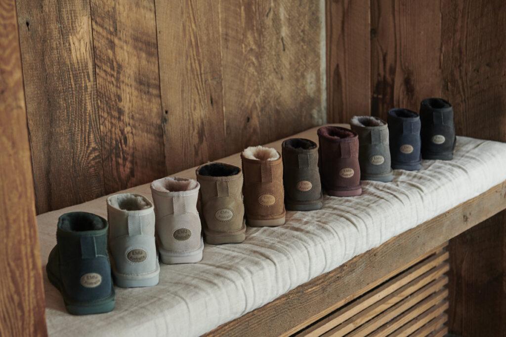 Idealne buty na zimę - Emu Stinger