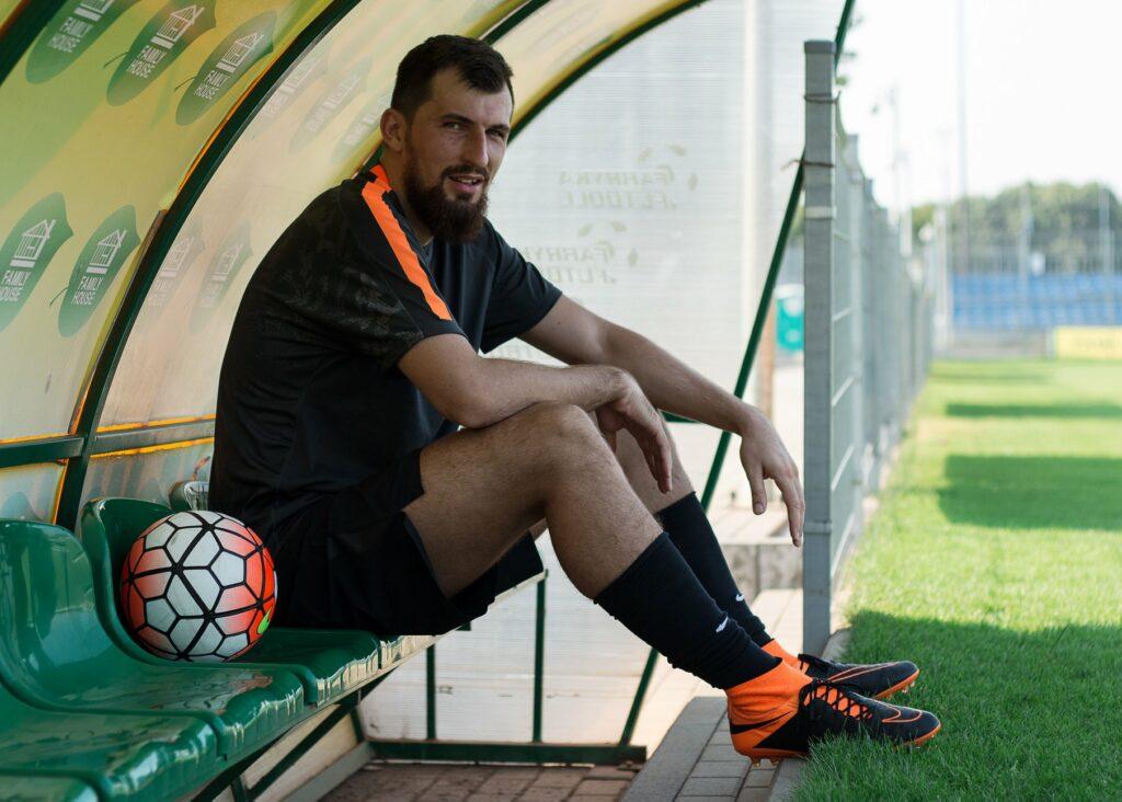 Maciej Zakrzewski, autor portalu Tepy.pl