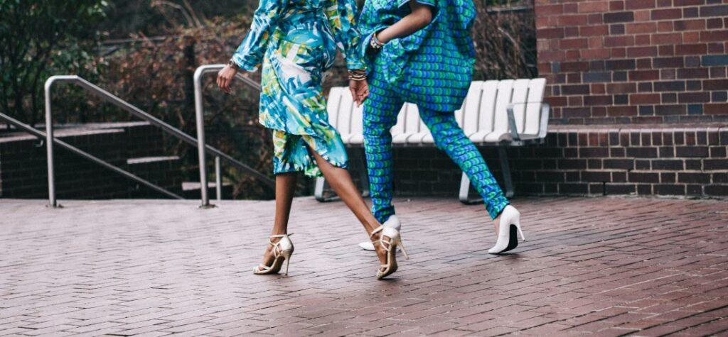 trendy buty 2021