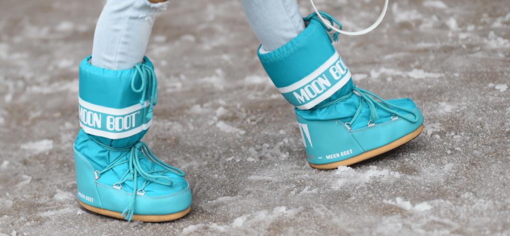 śniegowce Moon Boot