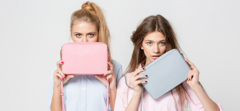 pastelowe torebki damskie