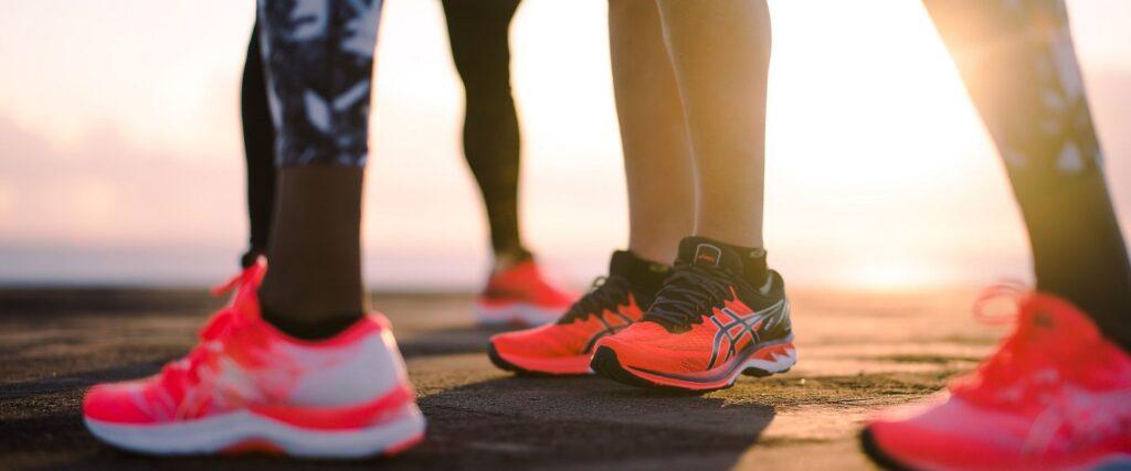 buty asics do biegania