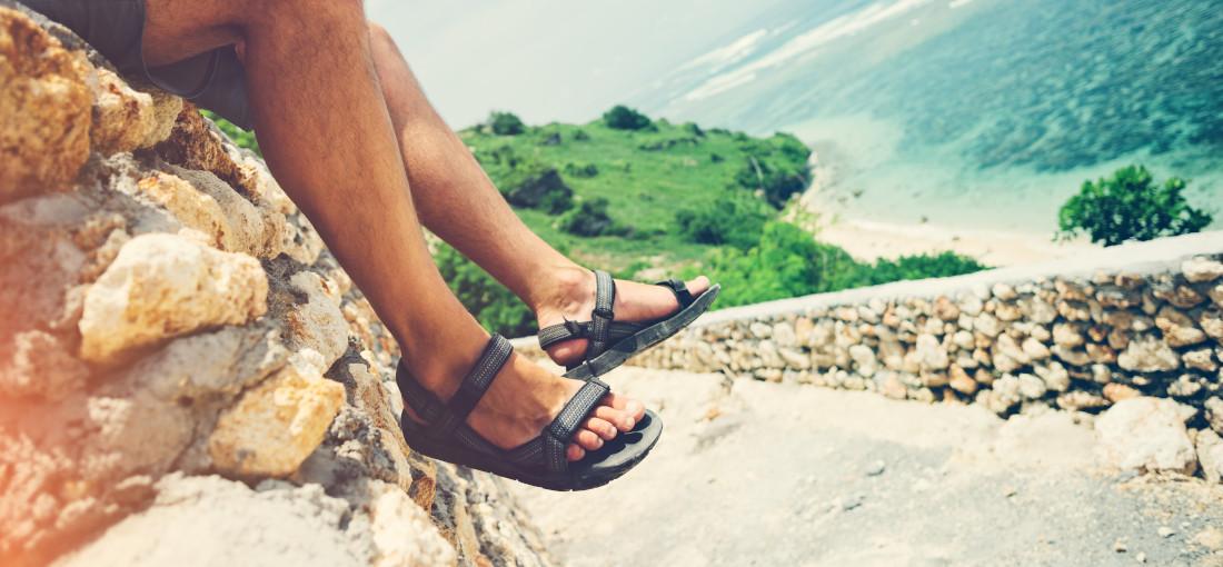 męskie buty na urlop