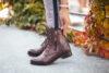 skarpetki do wysokich butów
