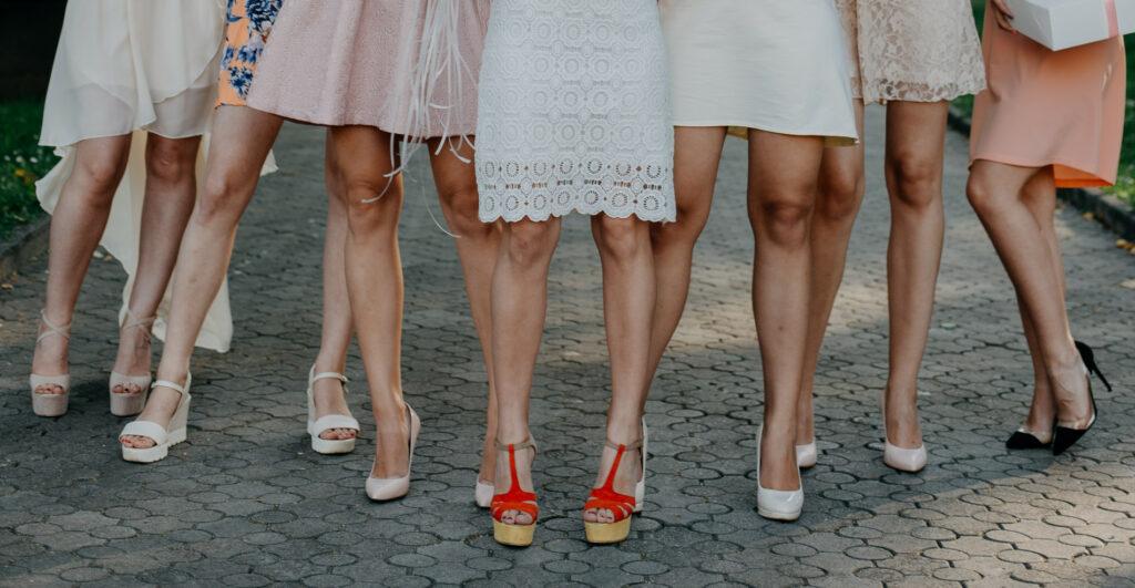 buty do tańca na wesele editorial