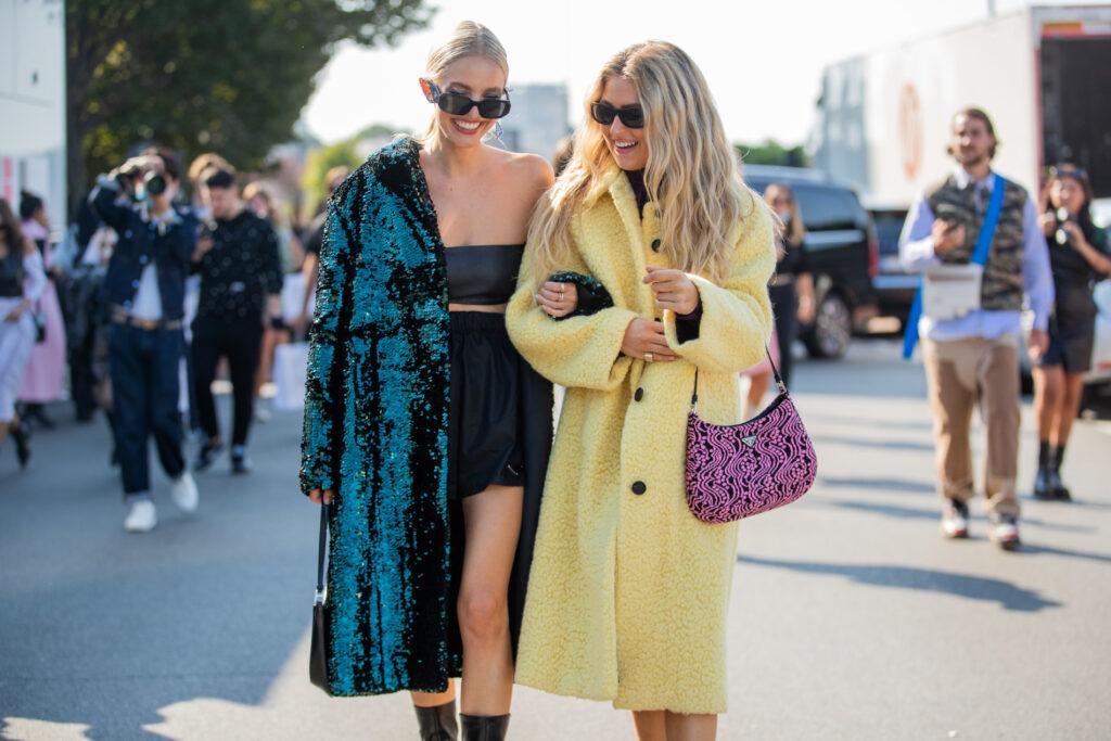milan fashion week 2021 editorial